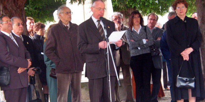 96 anniversaire de la mort de Frédéric Mistral