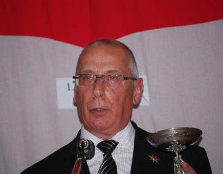 Jacques Mouttet  Capoulié du Félibrige