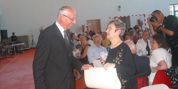 Nouminacioun à la Santo-Estello 2011