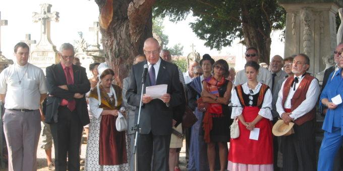 182ème anniversaire de la naissance de Frédéric Mistral