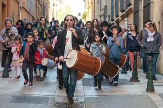 Festival du Tambourin Aix-en-Provence