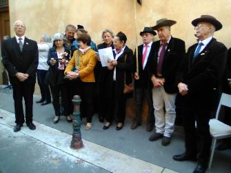 Cent-cinquantenaire de Baroncelli